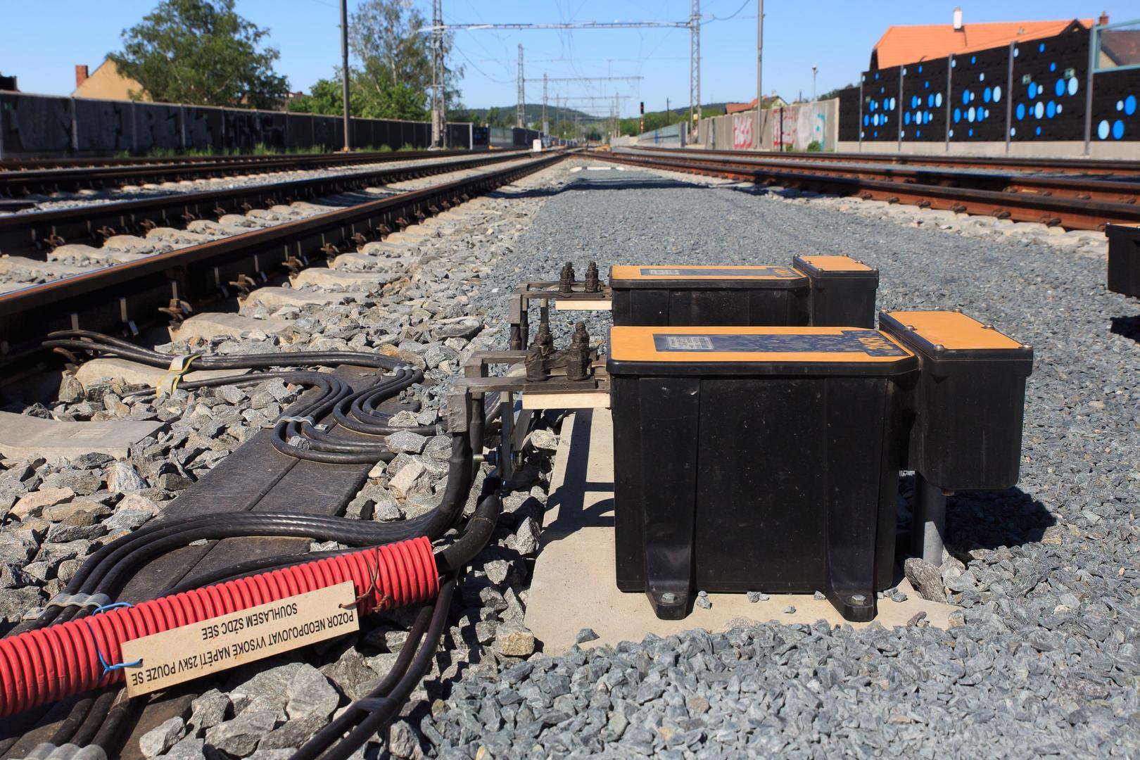 Az AŽD Praha a vasúti berendezések gyártásában az élen jár